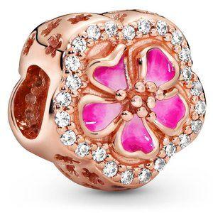 Pandora Rose China Flower Charm